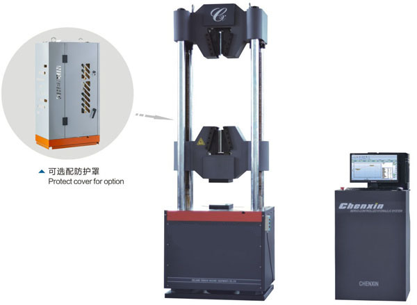 CXGWE-600B微机控制电液龙8国际娱乐官方网站下载钢绞线专用龙8国际登录